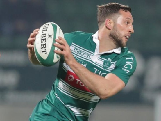Rugby - Challenge - SP - Challenge européen (Pau) : Tom Taylor à la manoeuvre face à Cardiff