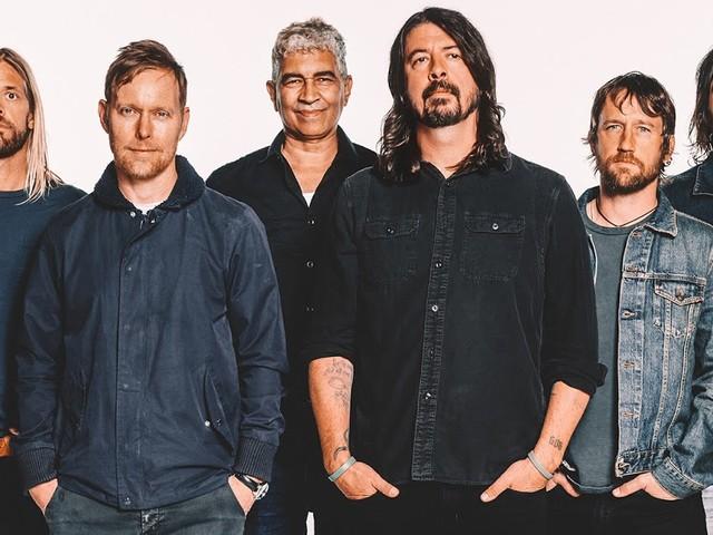 Foo Fighters : The Sky Is A Neighborhood (clip officiel)