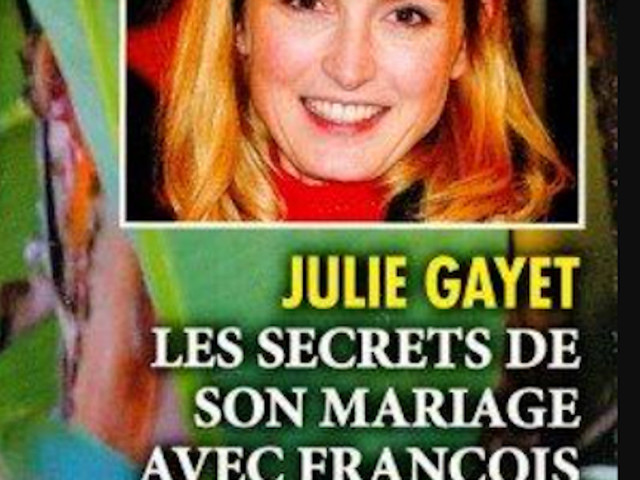 Julie Gayet «trahie» avec une danseuse, les secrets de son mariage avec François Hollande (photo)