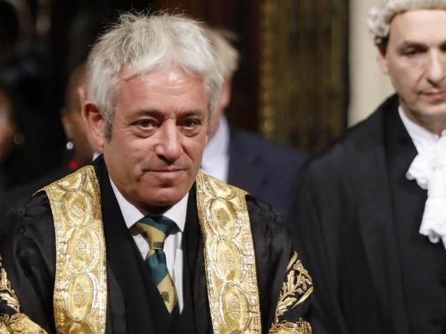 Le Premier ministre Boris Johnson s'est vu refuser un vote du Parlement sur l'accord de Brexit décroché la semaine dernière à Bruxelles