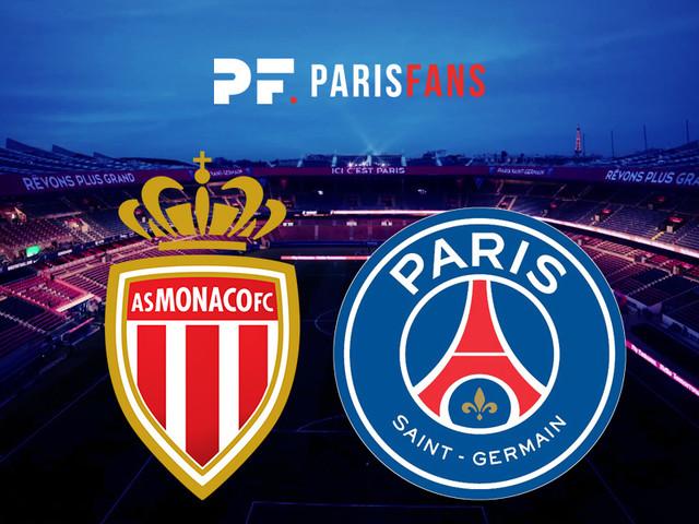 Monaco/PSG – Les équipes officielles : Paris en 4-4-2 avec Gueye et Kouassi au milieu