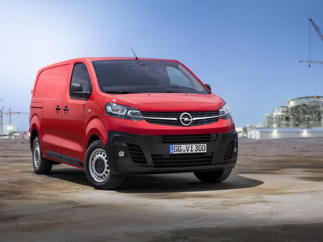 Opel Vivaro (2019). L'attaque du clone