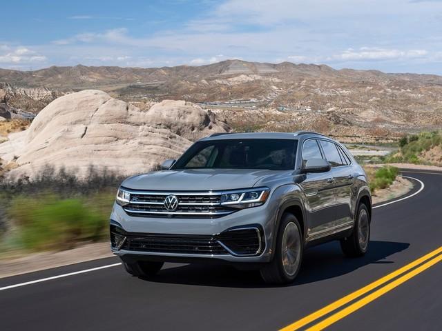Volkswagen Atlas Cross Sport 2020 : cinq choses à savoir