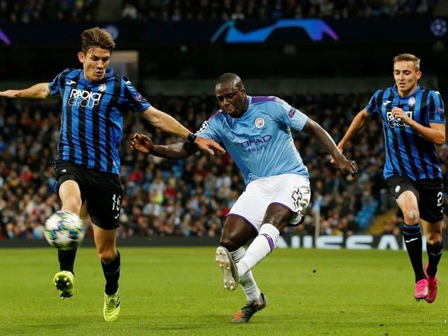 Man City gifle l'Atalanta