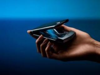 Motorola Razr : le premier smartphone à clapet doté d'un écran pliable