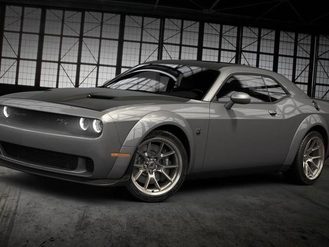 Dodge Challenger 2020 : nouvelle édition commémorative