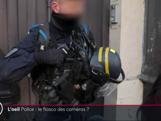 Les caméras piétons des policiers sont-elles fiables et (surtout) sont-elles utilisées ?