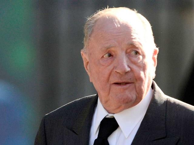 L'homme d'affaires belge Albert Frère est mort