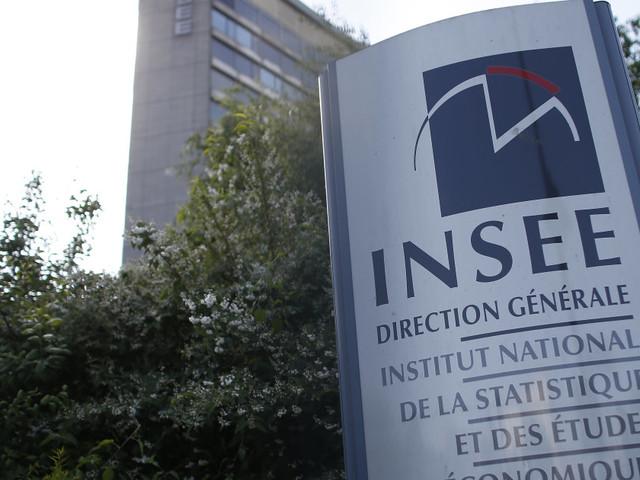 L'Insee relève sa prévision de croissance en France pour 2017