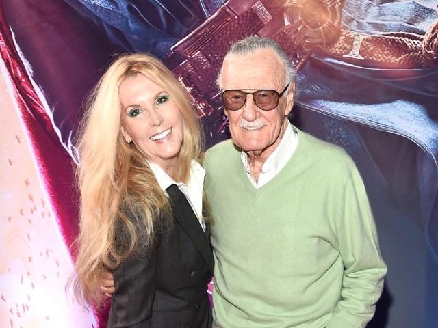Marvel vs Sony : l'avis de la fille de Stan Lee
