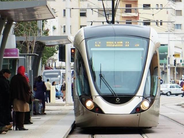 Tramway Rabat-Salé: L'avenue Ain Houala à Salé fermée à la circulation les nuits du 17 au 22 septembre