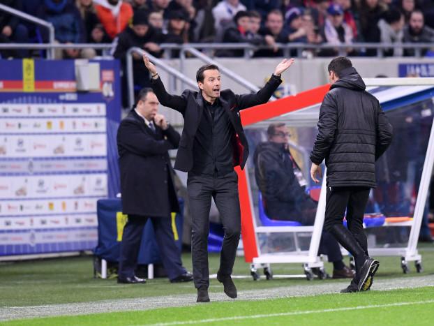 """Stade Rennais : Pour Stéphan, Rennes """"a été battu par le talent de Ben Yedder""""."""
