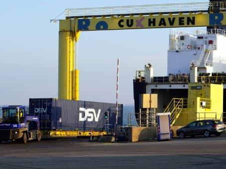 Le port de Cuxhaven pressé de sortir des sables mouvants du Brexit