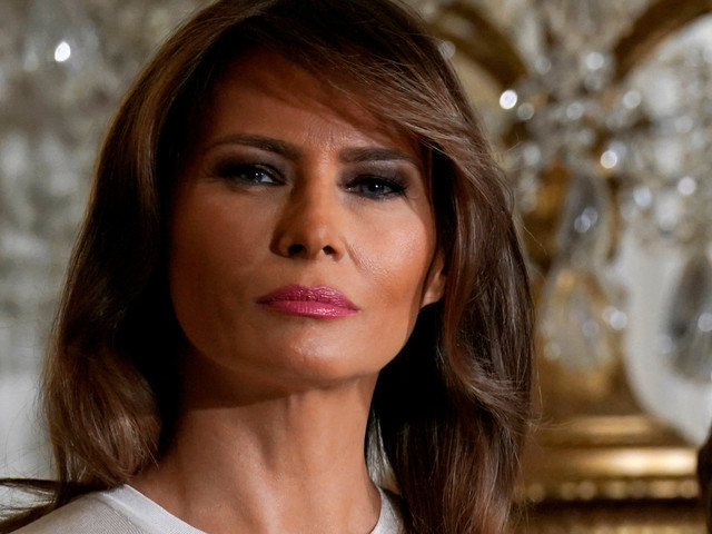"""Melania Trump, la lente et laborieuse appropriation du rôle de """"First Lady"""""""
