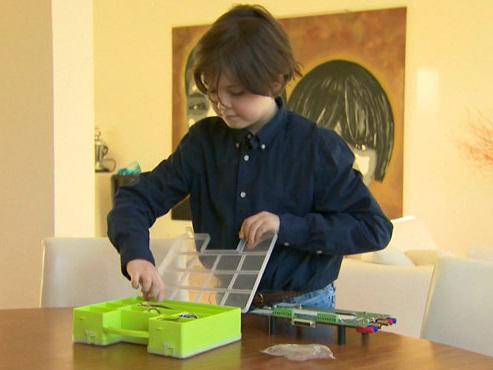 Laurent, le Belge surdoué de 9 ans, arrête l'université: ses parents veulent qu'ils quittent l'établissement