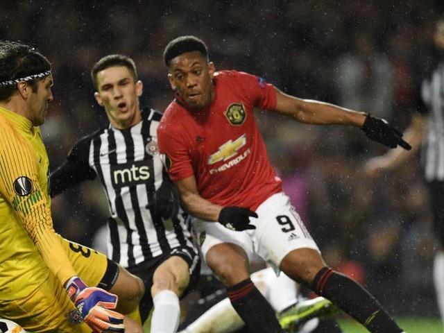 Ligue Europa : Manchester United et Séville qualifiés, la Lazio sur un fil