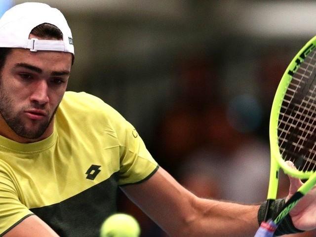 Tennis – Classement ATP : Berrettini intègre le top 10, Humbert grimpe encore
