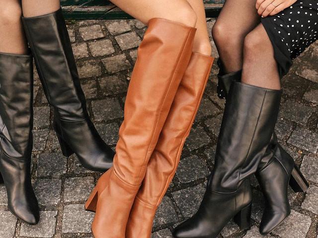 30 paires de bottes stylées à avoir cet hiver