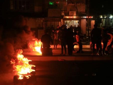 La révolte enfle de nouveau en Irak, toujours sans Premier ministre