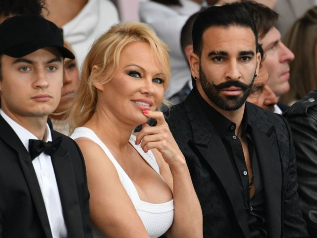 Pamela Anderson, sa rupture avec Adil Rami: elle a sollicité l'ex du footballeur