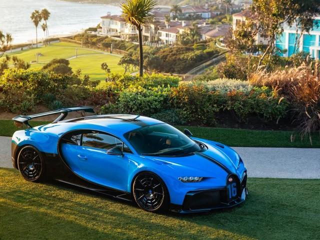 Saviez-vous que l'entretien d'une Bugatti Chiron Pur Sport peut coûter jusqu'à 500 000$ ?