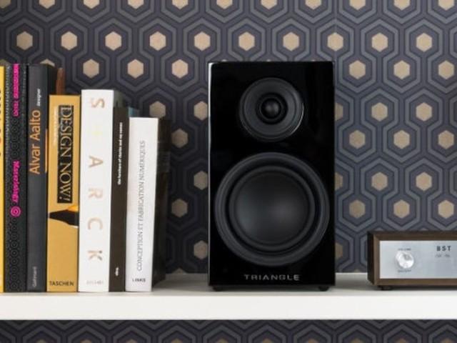 Actualité : Bon plan – Enceintes Hi-Fi Triangle Elara LN01 à 200 € la paire