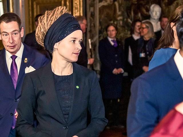 En Suède, les dreadlocks d'une ministre défrisent la chronique
