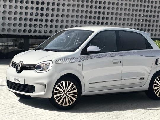 Renault : lancement confirmé d'une Twingo électrique ZE en 2020