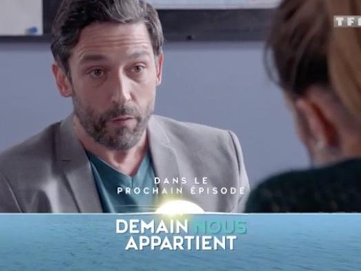"""Ce soir dans """"Demain nous appartient"""" : Jérôme placé en garde à vue (résumé + vidéo 19 février)"""