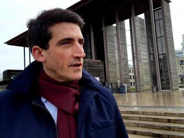 Jérôme Baloge réélu président de la Communauté d'agglomération du Niortais