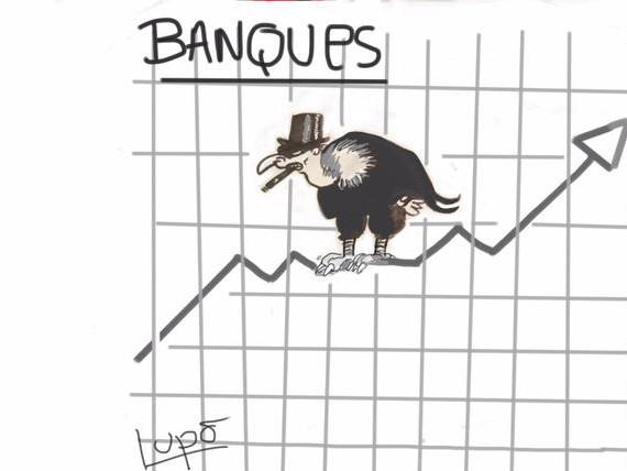 Brève - Les banques cassent les emplois