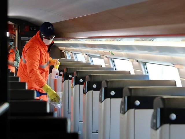 Déconfinement: Les trains SNCF bientôt remplis?