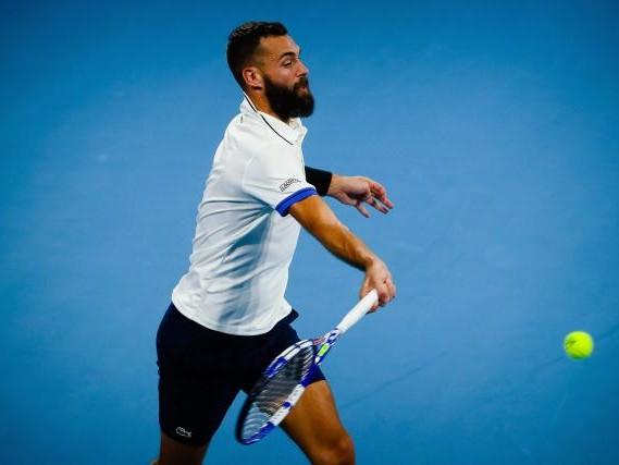 Tennis - ATP - Auckland - ATP: Benoît Paire en demi-finales à Auckland après sa victoire contre John Millman