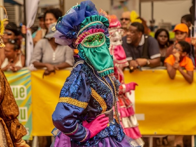 Guyane La 1ère fait son Carnaval !