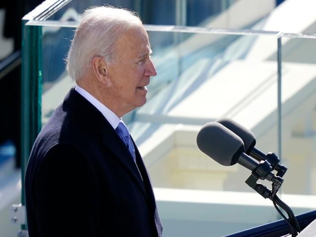 Unité nationale, coronavirus... Les grands moments du discours d'investiture Joe Biden
