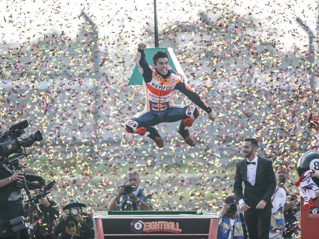 MotoGP 2019 : En Australie Marquez empereur de Tokyo ?