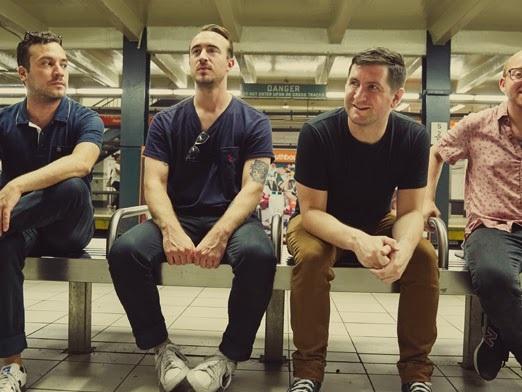 The Menzingers : 2 titres en live acoustique pour les Nomad Sessions