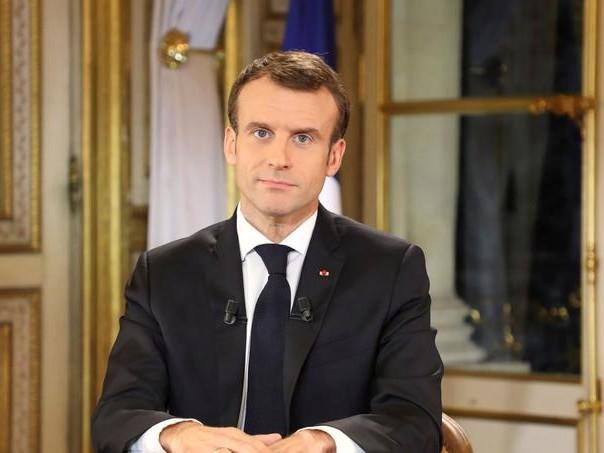 Macron : une allocution suivie par 23 millions de téléspectateurs