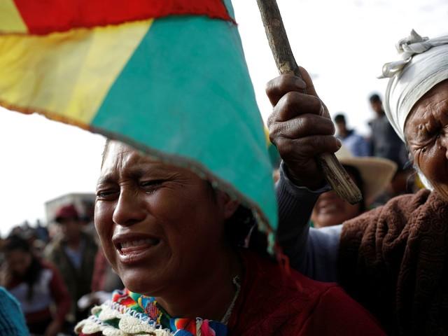 Ambassadeur de Bolivie : Le coup d'État en Bolivie était prémédité. Une seule solution : de nouvelles élections