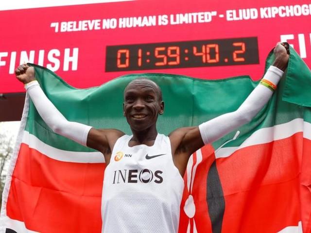 Eliud Kipchoge, un marathon pour l'histoire