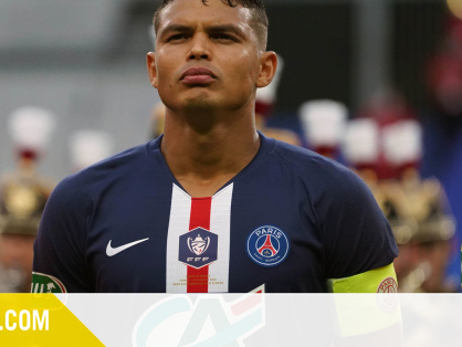 Thiago Silva s'exprime sur son avenir