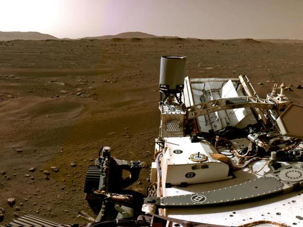 Le rover de la NASA va démarrer la collecte d'échantillons de roches martiennes