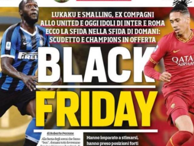La une du Corriere dello Sport accusée de racisme