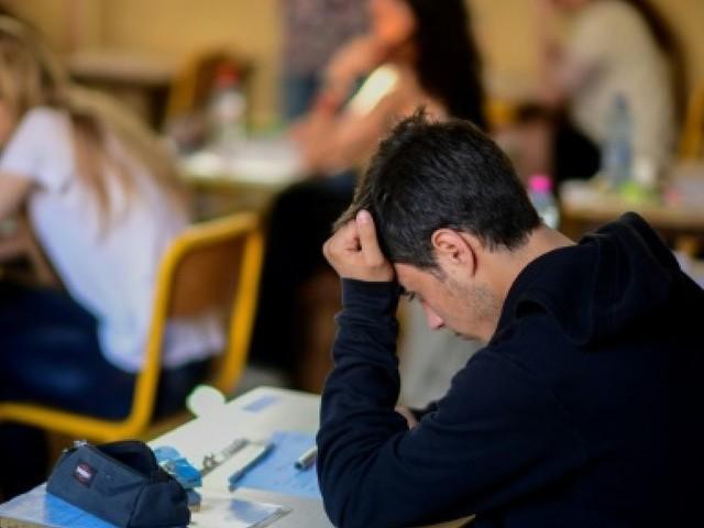 Bac: une soixantaine de candidats contraints de repasser les maths après le vol de leurs copies