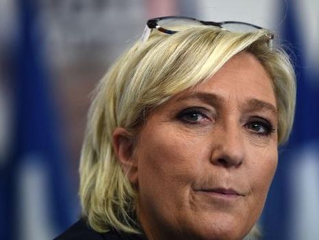 Le salaire de Marine Le Pen a augmenté de 66%