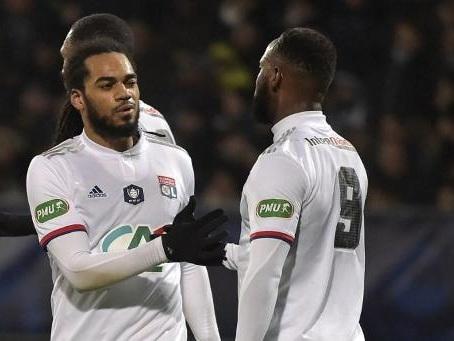 Lyon et Denayer s'imposent contre Toulouse et Leya Iseka