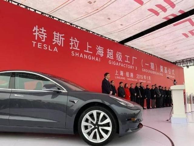 Chine : Tesla devient le seul constructeur occidental à être exempté de TVA