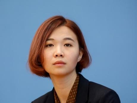 En Allemagne, des expatriés honkongais luttent via leur ordinateur