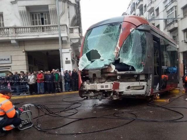 Le tramway fait un mort à Casablanca