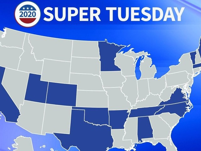 Pourquoi ce Super Tuesday 2020 sera plus que Super